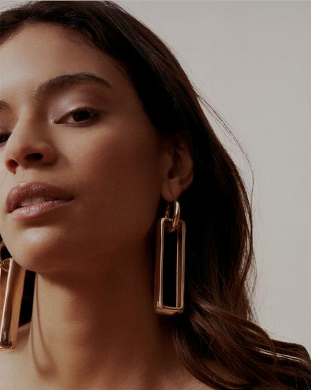 Laura Lombardi Gate Earrings