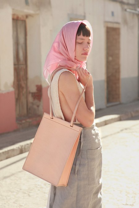 Iala Diez Piedra Backpack - Nude