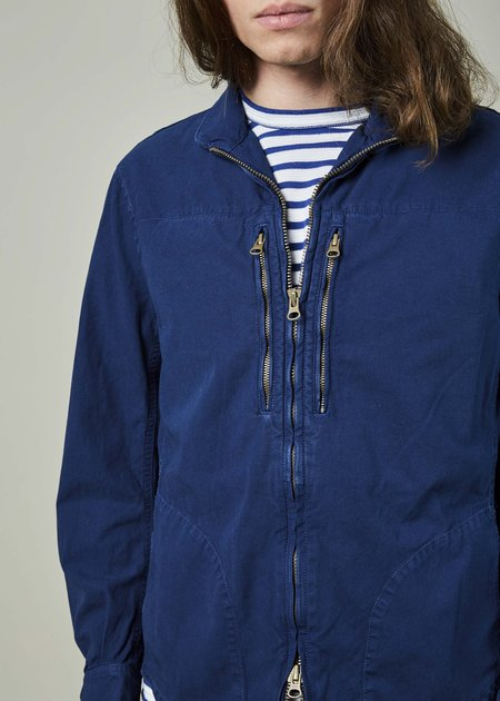 Sage de Cret Tri-Zip Field Jacket