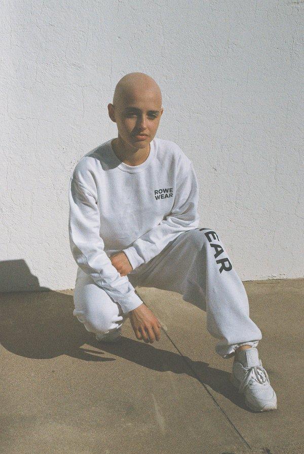 Ashley Rowe Rowe Wear Crew Neck Sweatshirt