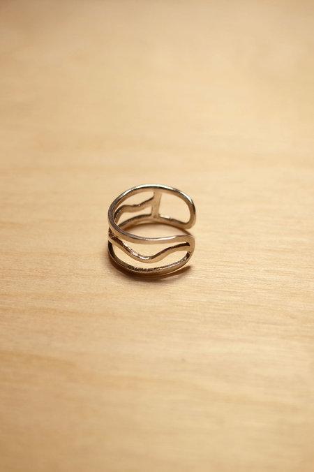 Alynne Lavigne Wave Ring