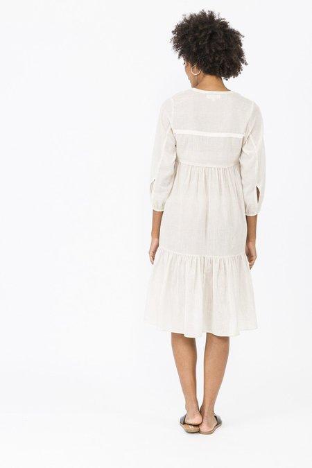 Lemlem Damena Midi Dress
