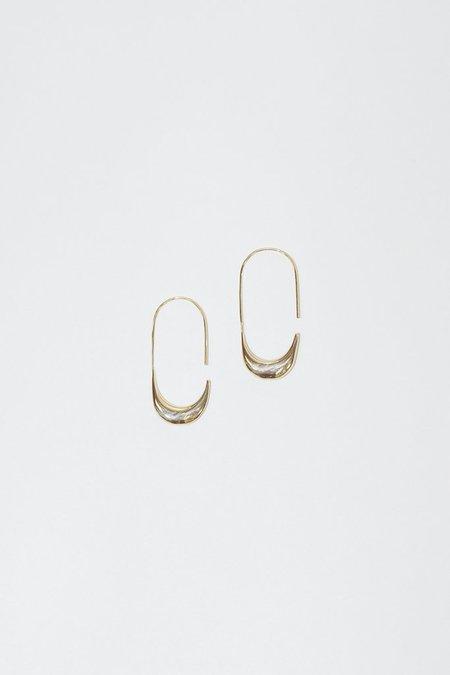 SOKO Mezi Large Hoop Earrings