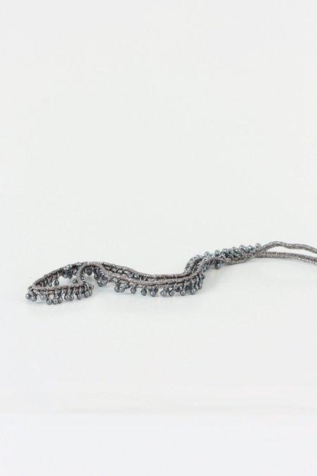 Marie Laure Chamorel Ribbon Bracelet