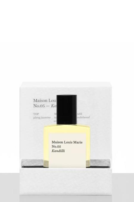 Maison Louis Marie No.05 Kandilli in Perfume Oils
