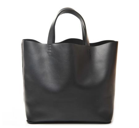 Tiane Tenui Black Basket Bag