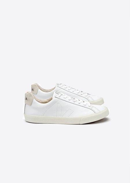 Unisex Veja White Esplar Sneaker