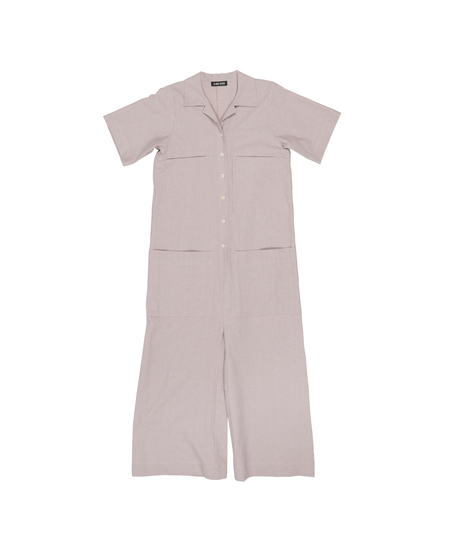 Ilana Kohn Mabel Coverall in Lila