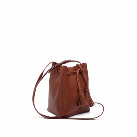 VereVerto Mini Tris in Brown