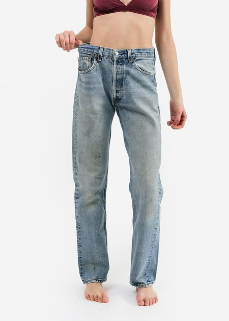 Denim Refinery Levi's Vintage Jeans - Faded Wash