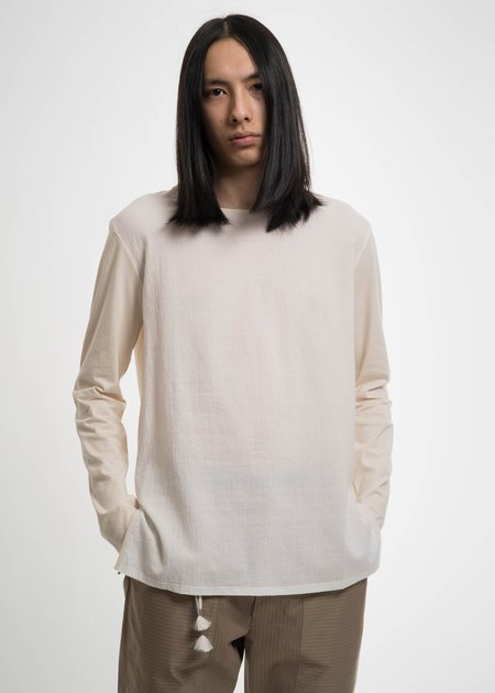 Siki Im Bone Long Sleeve Combo T-Shirt