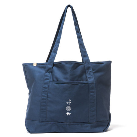 MAPLE Grocery Tote - Navy