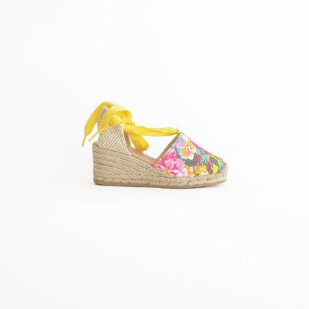 Vamp Shoes Valencian Yellow