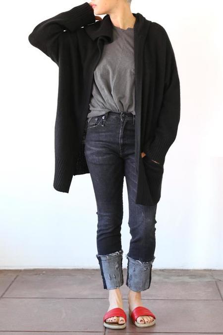 360 Sweater Erin Hooded Cardi