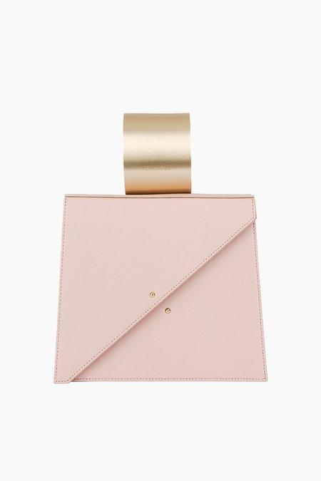 D'estree Ettore Pale Pink Bag