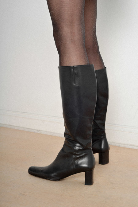Either, And Vintage Via Spiga Tall Leather Boots