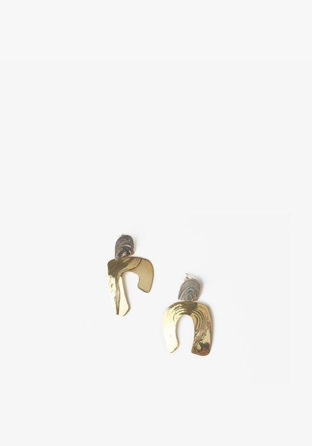 Leigh Miller Totem Earrings