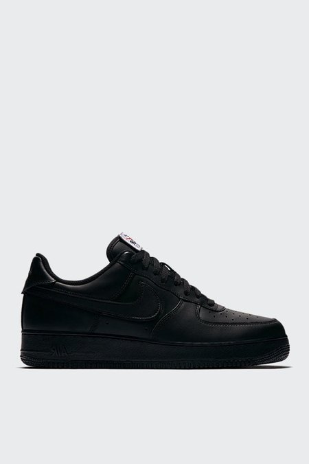 Nike Air Force 1 07 QS Swoosh Pack - Black