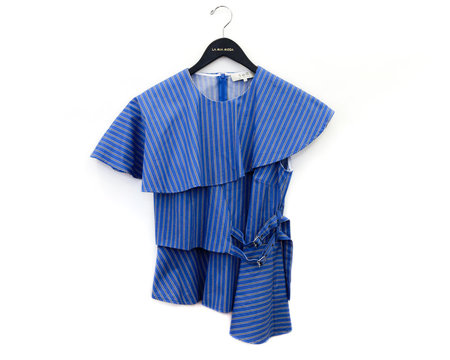 SEA The Double Belted Top