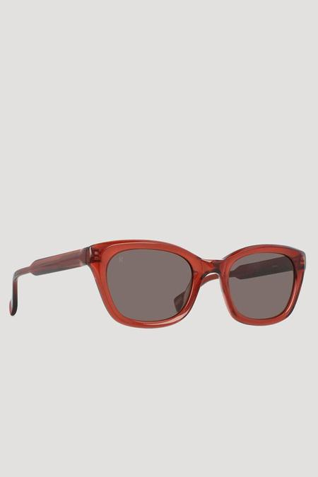 Raen Optics Clemente Sunglasses - Brandy