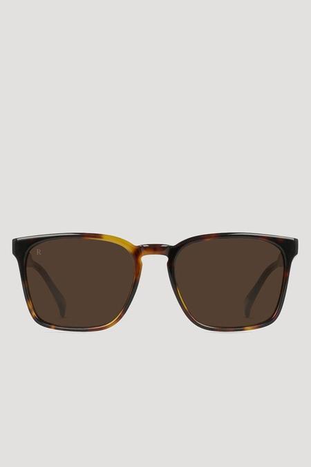 Raen Optics Pierce Sunglasses in Kola Tortoise