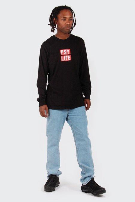 Perks and Mini So Life Long Sleeve T-Shirt - Black