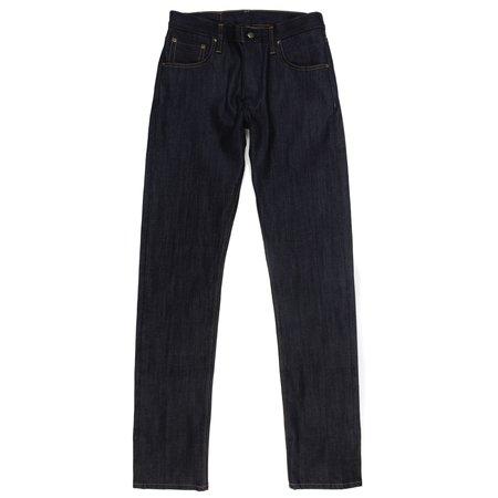 Left Field NYC Charles Atlas Jeans—13 oz. XinJiang Indigo Twisted Weft
