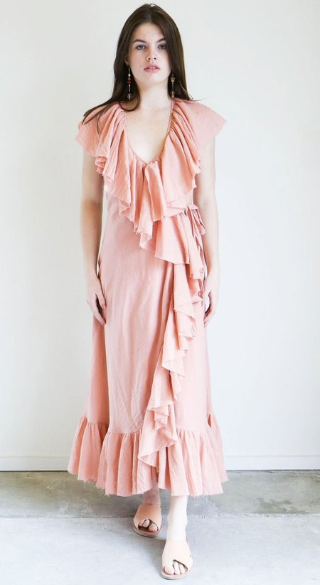 Loup Charmant Callela Dress in Rose