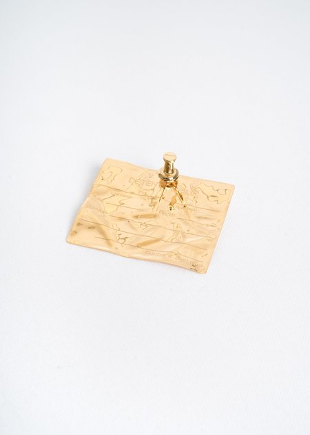 Ambush Gold Detention Pin