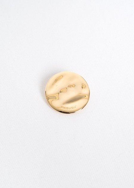 Ambush Gold Medium Generic Pin Badge