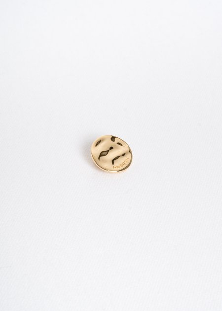 Ambush Gold Small Generic Pin Badge