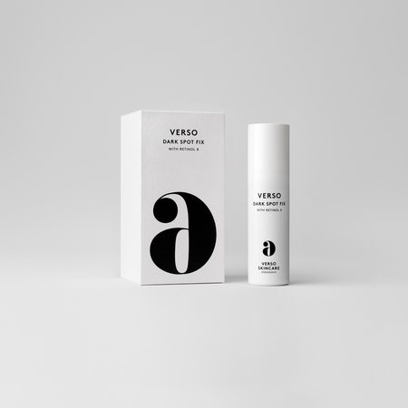Verso No. 6: Dark Spot Fix