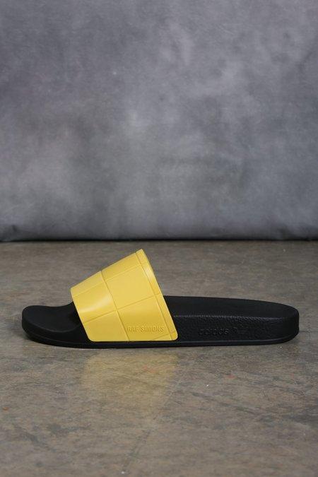Adidas x Raf Simons Adilette Checkerboard
