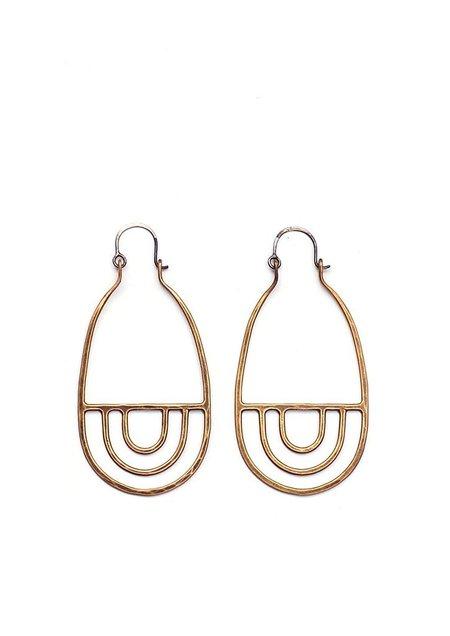 Tiro Tiro Arcos Earrings