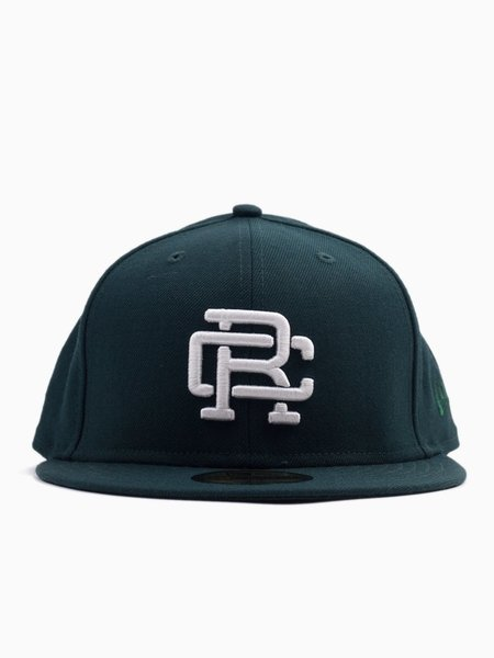 Reigning Champ New Era RC Embroidered Hat Court - Green/White