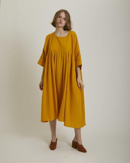 LF Markey Mega dress in mustard