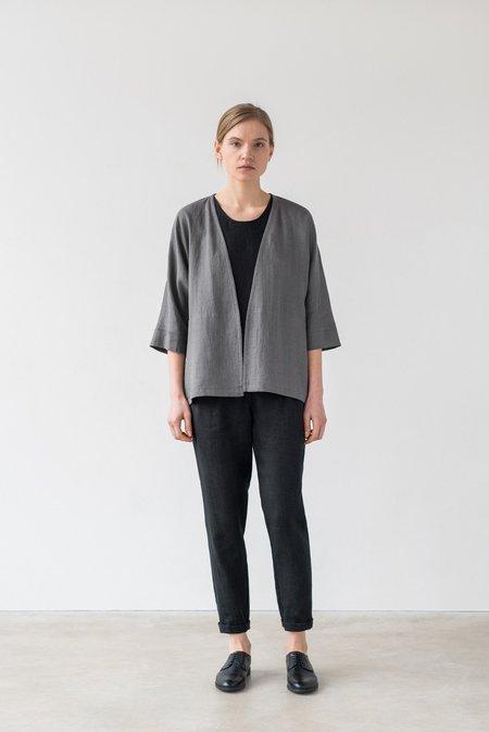 Ode to Sunday Clothing Erin Kimono - Gray