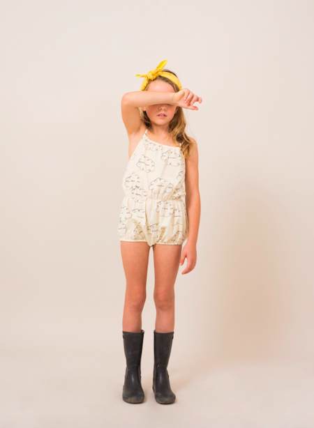 Kids Bobo Choses Clouds Romper