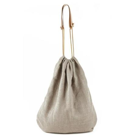 Erin Templeton Grocery Tote - Natural Linen