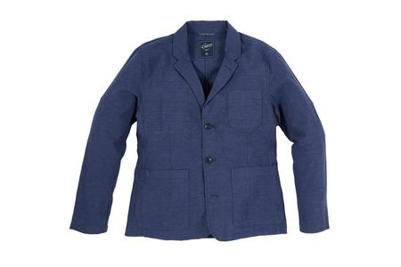 Grayers Poindexter Blazer - Navy Heather