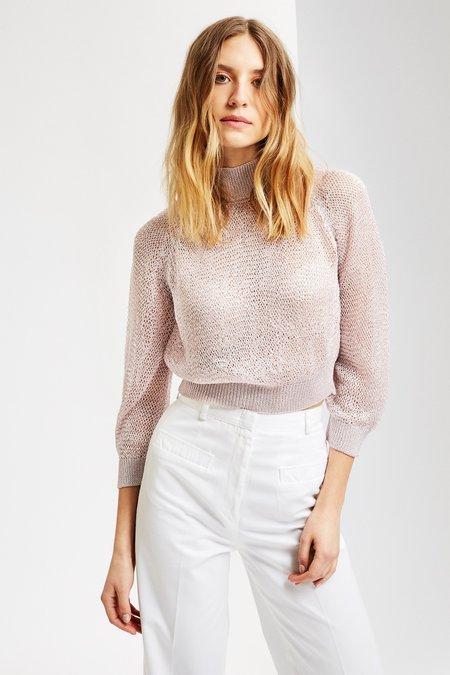 Mila Zovko Joni Sweater in Pearl