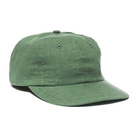 MAPLE Linen Mesa Cap - Green