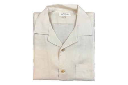 Afield Stachio Shirt - Macademia