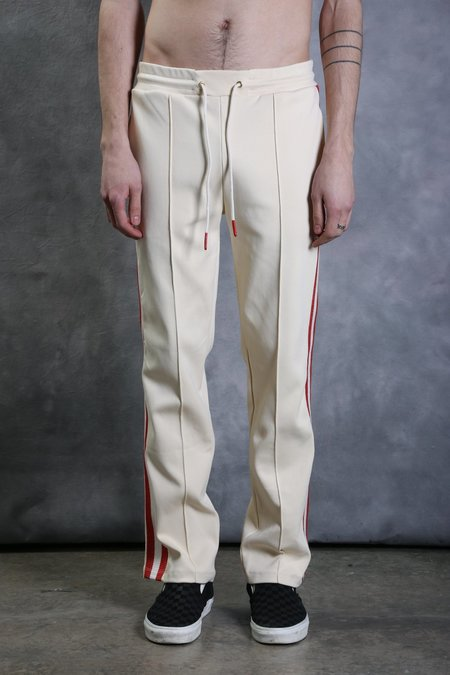 Drôle de Monsieur Embroidered Striped Sweatpants
