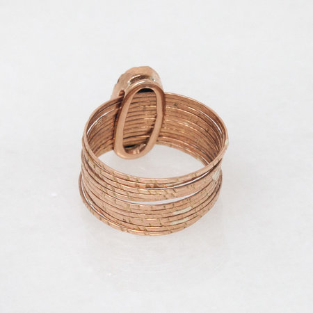 Pascale Monvoisin Bowie No. 1 Ring