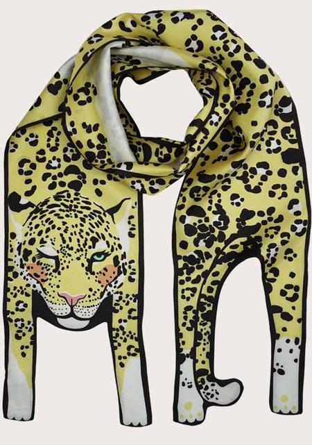 Cleo Ferin Mercury Yellow Jaguar