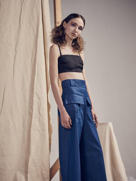 KM by Lange Vintage 90s Blue Jean Pants