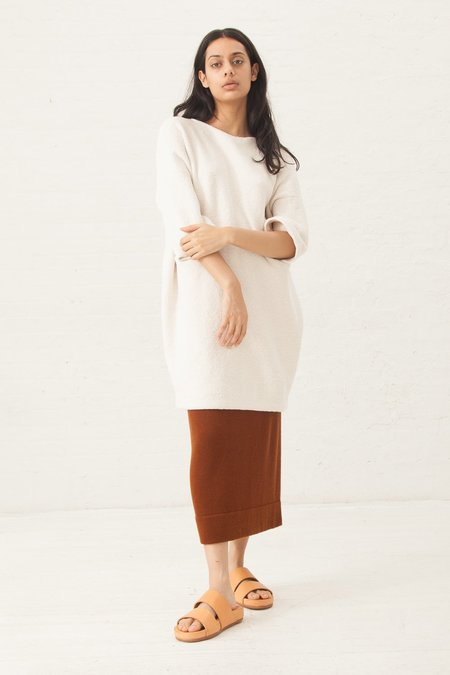 Lauren Manoogian New Trapezoid Dress in Sheep
