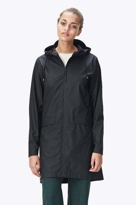 Men's Rains W Coat - Black