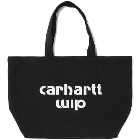 CARHARTT WIP BRONC LARGE TOTE - BLACK